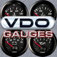 ETB VDO Gauges
