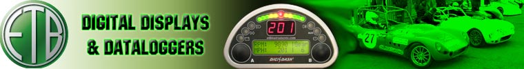 ETB Instruments Digital displays