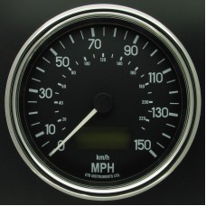 100mm Programmable Speedometer BD
