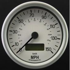 100mm Programmable Speedometer WD
