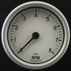 100mm Switchable Tachometer WD