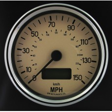 100mm Programmable Speedometer MD