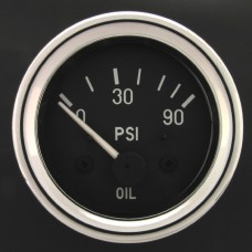 52mm Oil Pressure Gauge BD
