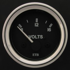 52mm Cobra Voltmeter
