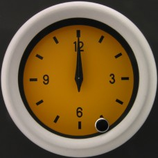 52mm Analogue Clock YD