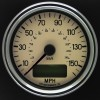 80mm Programmable Speedometer MD