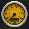 80mm Programmable Speedometer YD