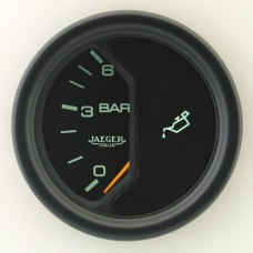 52mm Oil Pressure Gauge Countach