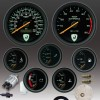 Lambo Countach Gauge Set