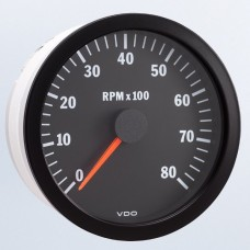 VDO 100mm Tachometer 8000rpm