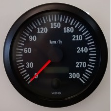 VDO 100mm Electronic Speedometer 300km/h