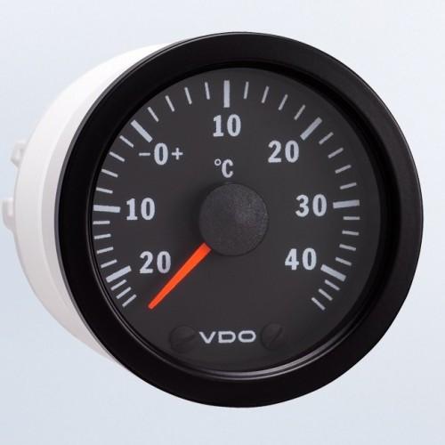 vdo oil temp gauge wiring diagram vdo speedometer n01 112