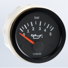 VDO Oil Pressure Gauge 5 Bar