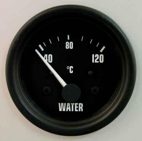 52mm Water Temperature Gauge GT40