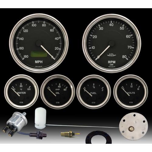 cobra gauge set