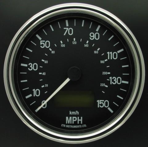 100mm Programmable Speedometer BD