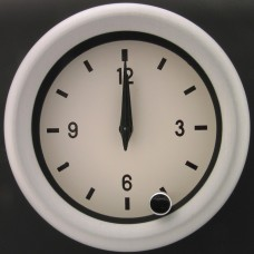 52mm Analogue Clock WD