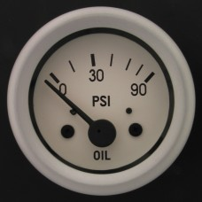 52mm Oil Pressure Gauge WD