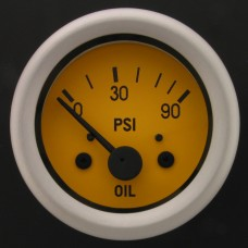 52mm Oil Pressure Gauge YD