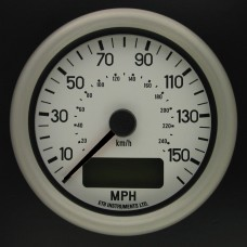 80mm Programmable Speedometer WD