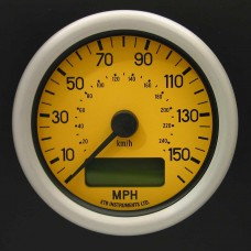 80mm Programmable Speedometer YD