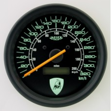 100mm Programmable Speedometer Countach