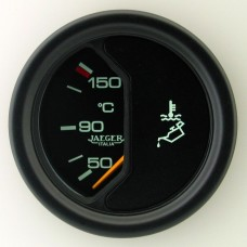 52mm Oil Temperature Gauge Countach