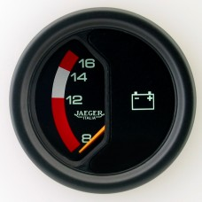 52mm Voltmeter Countach