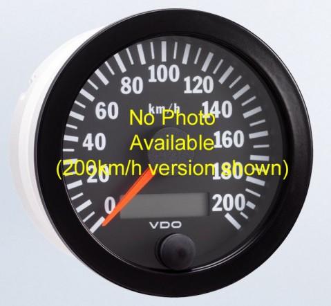 VDO 80mm Electronic Speedometer 300km/h