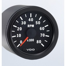 VDO 52mm Tachometer 8000rpm